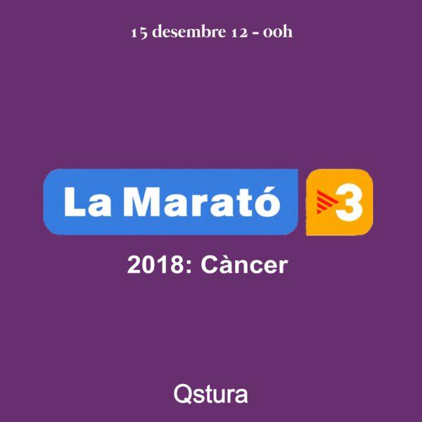 Torna La Marató de Qstura